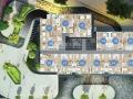 Bán căn góc 3PN dự án ngay ga tàu đường sắt trên cao