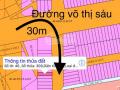 Bán 2 lô đất liền kề ở khu D2D Thống Nhất, cách mặt tiền đường Võ Thị Sáu (đường 5 mới) chỉ 30m