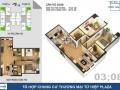Chính chủ bán căn góc B2703 chung cư Tứ Hiệp Plaza, giá 14,5tr/m2 (MTG)