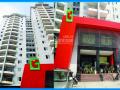 Bán CH BigC Phú Thạnh, DT 69m2, 2PN view hồ bơi, giá 1.55tỷ, ngân hàng cho vay 80%. LH: 0902456404