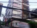 Cho thuê nhà ngõ 238 Hoàng Quốc Việt, DT 90m2 x 6 tầng, cạnh trường ĐH Điện Lực, cao đẳng Du Lịch