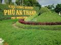Đất KCN Phú An Thạnh, Bến Lức, 9.7tr/1m2, SHR, xây dựng tự do, bao công chứng. LH 0918445535