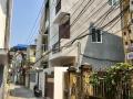 Bán nhà mới xây 3 tầng 50m2, ngõ 109 Điện Biên, TP. Nam Định SĐCC, ô tô đỗ cửa