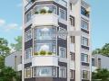 Cần bán nhà phố Ngô Gia Tự, DT 376m2, MT 10.5m, 3 mặt tiền căn góc đường 40m. Giá 32 tỷ