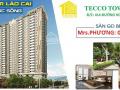 Rao bán dự án chung cư Tecco Lào Cai