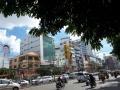 Bán nhà mặt tiền đường Lý Thường Kiệt, P15, Q11, DT: 4.85x18m, trệt lửng lầu sân thượng, nở hậu 8m