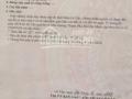 Kẹt tiền bán lô đất rẻ nhất Gò Vấp, DT 63m2, sổ hồng bao sang tên ngay, giá chỉ 27tr/m2, an ninh KV