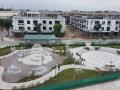 Cập nhật hình ảnh tiến độ xây dựng biệt thự liền kề Eden Rose Thanh Liệt, tháng 10/2018