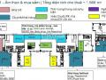 Cho thuê mặt bằng TTTM và VP Ecolife Capitol (Ecolife Tố Hữu) chỉ từ 273nghìn/m2/th
