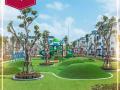 Cho thuê biệt thự song lập xây mộc mặt đường MAN09 khu đô thị VinhomesImperia Hồng Bàng - Hải Phòng