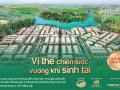 """""""Suất nội bộ"""" đất nền Biên Hòa New City bến du thuyền, trục đường lớn, ven sông, hướng Đông Nam"""