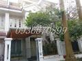 Bán biệt thự DT 126m2 ở khu đô thị Nam Thăng Long, Ciputra Hà Nội giá 15,5 tỷ, LH 0936 670 899