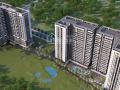 Cần bán căn hộ Botanica Premier Hồng Hà, 3 phòng ngủ, 105m2 view công viên giá thật tốt
