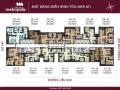 Bán chung cư căn 0811a - M1 Vinhomes Metropolis 78.09m2 giá rẻ 5.3 tỷ, nội thất cao cấp Vinhomes