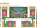 Căn hộ Lexington 3PN 97m2 giá 4 tỷ, full nội thất, view hồ bơi