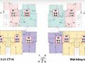 Bán gấp căn hộ chung cư Thông Tấn Xã tầng 1204, tòa B DT 83m2, giá bán 20 tr/m2, LH: 0934568193