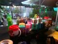 Sang quán cafe sân vườn, MT đường Tân Túc, H. BC, gần UBND H. Bình Chánh, DT 12x12m, giá 165 triệu