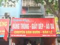 Cho thuê cả nhà mặt phố Trần Quốc Hoàn, diện tích 60m2, 4 tầng, MT 4,5m