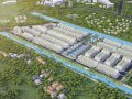 Mở bán khu compound Lago Centro, đất nền sổ đỏ MT TL830(VĐ4), Bến Lức, chỉ 10tr/nền, TT linh hoạt