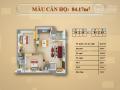 Bán căn hộ 12 View Tín Phong, 84m2 căn góc giá 1.2 tỷ ký trực tiếp với CĐT. LH 0931.113.592 gặp Đài