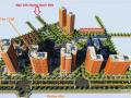Cho thuê mặt bằng kinh doanh tại tầng 1 dự án 106 Hoàng Quốc Việt, Cầu Giấy, 37m2, 350m2