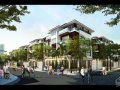 Bán liền kề, biệt thự khu đô thị Thành Phố Giao Lưu, Bắc Từ Liêm, Hà Nội. Liên hệ: 0886.101.000
