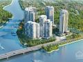 Cho thuê căn hộ Đảo Kim Cương, Quận 2. 90m2/2PN nội thất cơ bản, giá 30tr/th, bao phí QL