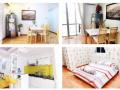 Cần cho thuê căn hộ Central Garden, 83m2, 2 phòng ngủ, ngay chợ Nga nổi tiếng. LH 0911 669 489