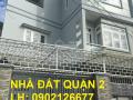 Bán nhà phố 2 lầu, giá 4,7 tỷ, P. Bình Trưng Tây, Quận 2. LH: 0902126677