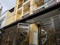 Cho thuê nhà mới lâu dài, nguyên căn, cao cấp, 3 lầu, ở gia đình hoặc làm văn phòng CT - Bình Tân