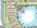 Cần bán biệt thự đơn lập mặt hồ và sông khu Nguyệt Quế giá rẻ hơn thị trường khách có nhu cầu LH em