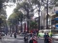 Bán nhà mặt tiền đường Hùng Vương P9 Q5 DT 4,7m x 15,5m nở hậu 12,5m vị trí đối diện Tân An Đông