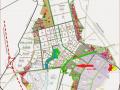 Đất góc 2 mặt tiền khu đô thị mới giáp KDC Đại Nam giá 16tr/m2