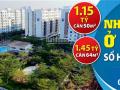 Bán căn hộ EHome 3 gần Võ Văn Kiệt, diện tích 50m2, 64m2, giá chỉ từ 1,1 tỷ. LH: 0988.063.061