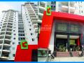 Bán căn hộ Big C Phú Thạnh, 91m2, 1.85 tỷ, 2PN, hỗ trợ vay 80%. LH: 0902.456.404