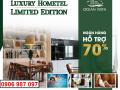 Luxury Hometel 5*, giá rẻ, nhiều ưu đãi, giá trị đang tăng khi Welham về