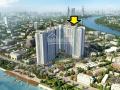 Sang lỗ căn hộ cao cấp Charmington Iris Q4 NT 2PN, tầng cao view sông, 3tỷ3 - LH 0962 944 516