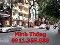 Bán nhà MT Trần Quang Khải, 4x20m, 4 lầu, 28 tỷ