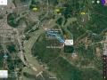 Đất nền sổ đỏ mặt tiền đường Hoà Bình, thổ cư 100%, 9 tr/m2, đường 9m, cách phà Cát Lái 5km