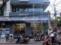 Cho thuê nhà mặt tiền đường Võ Văn Tần, Phường 5, Quận 3 (DT: 11,5x4m, nở hậu 12m)
