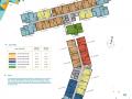 Cần bán CH 2PN, tháp 1 bàn giao thô, dự án Krista, view hồ bơi, LH 0938 024 147