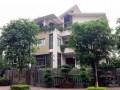 Bán biệt thự bán đảo Linh Đàm 350 m2, giá bán 45 tỷ, LH chính chủ 0869302681