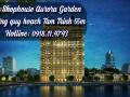 Nhà shophouse mặt phố Tam Trinh - từ 97.6m2 -166.1m2. Chọn lô đẹp: 098.115.2882 Mr Dũng