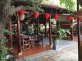 Biệt thự sân vườn đường 54m vô trung tâm thành phố Bình Dương