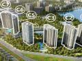 Cho thuê chung cư Vinhomes D' Capital Trần Duy Hưng, dt 75m2, full nội thất, 1200$/ tháng