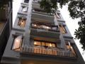 Cho thuê nhà Thái Hà, DT 60m2 *6 tầng, MT 8m, thông sàn, thang máy, giá 93.02 tr/th, LH 0919928661