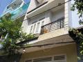 Bán nhà 2 mặt tiền hẻm 10m và hẻm 6m số 354/41 Phan Văn Trị, Bình Thạnh 4m5x10m công nhận đủ 5,5 tỷ