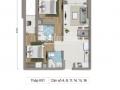 [Chính chủ] Bán căn hộ Richstar Tân Phú, 2PN, RS1, CĂN SỐ ĐẸP