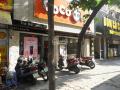 Cho thuê nhà 105 mặt phố Láng Hạ, dt 78m2x1T, MT 7.8m, sầm uất, dân trí cao, KD tiềm năng