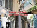 Nhà thuê 4m x 9m, 3 lầu, Gia Phú, P3, Q6